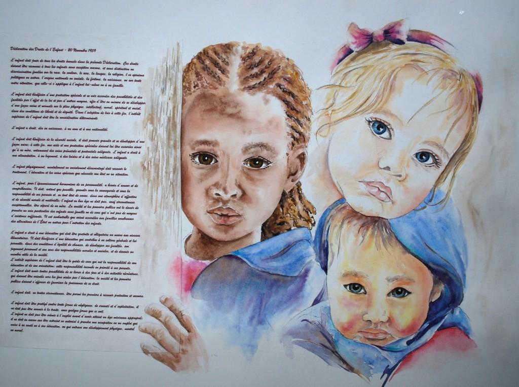 Portraits enfants Cathy C